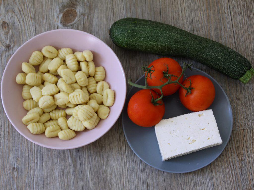 Zutaten Gnocchipfanne