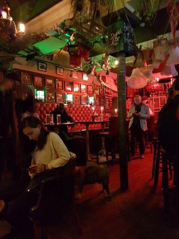 The Doghouse_Edinburgh