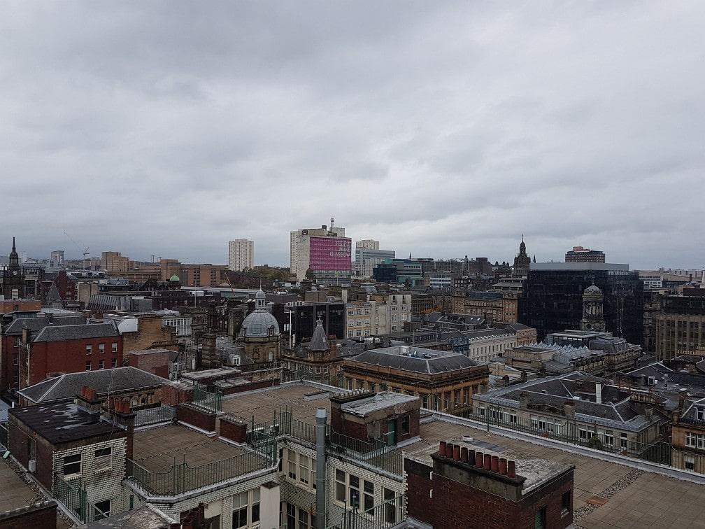Glasgow_Stadt_Aussicht