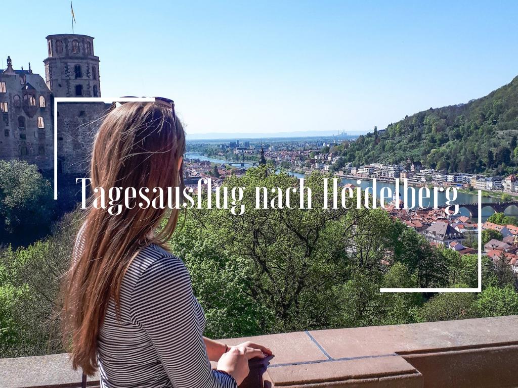 Tagesausflug Heidelberg