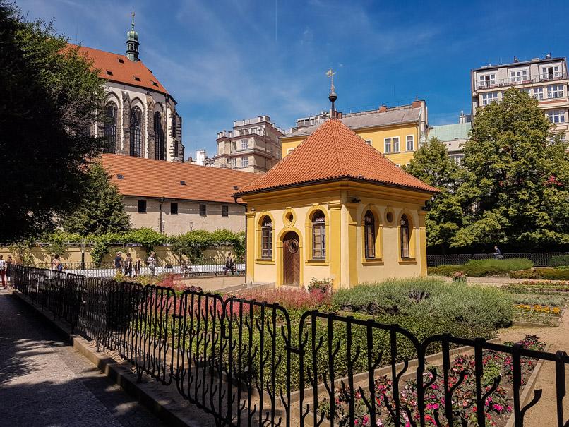 Franziskanergarten Prag