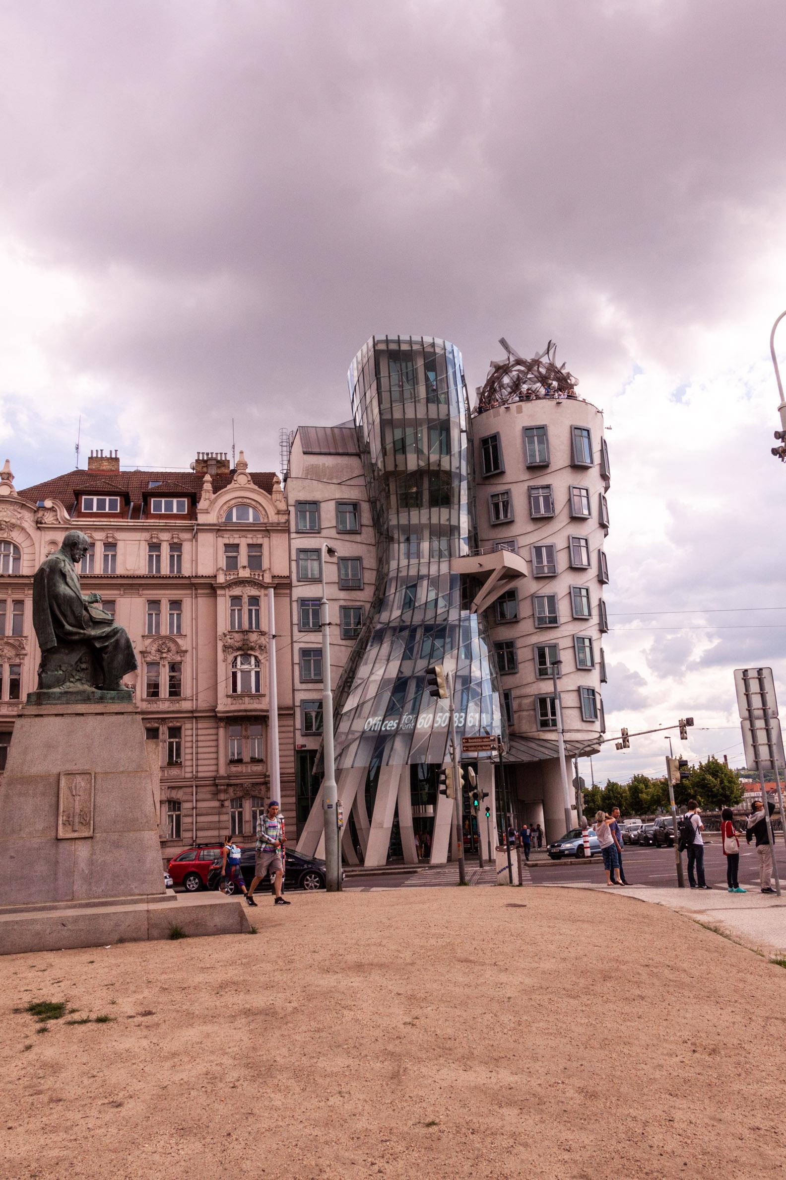 Tanzendes Haus_Prag