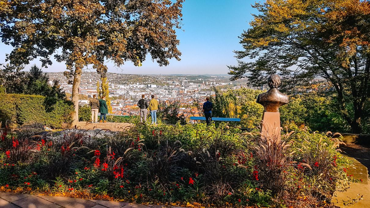 Stuttgart_Santiago de Chile Platz_Aussichtspunkt